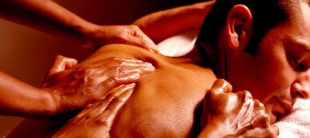 Private erotische Massage